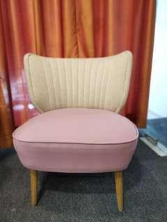 Designer Single Chair - Upholstery
