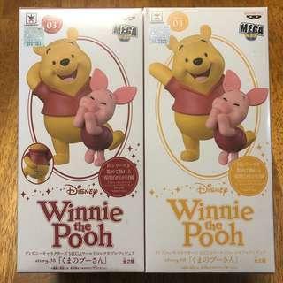 MEGA WCF Winnie the Pooh