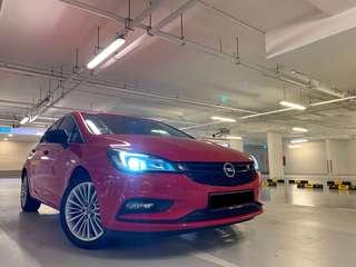 OPEL ASTRA HB 1.4 AT