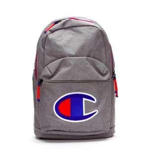 🚚 INSTOCK Champion Super C Backpack Grey