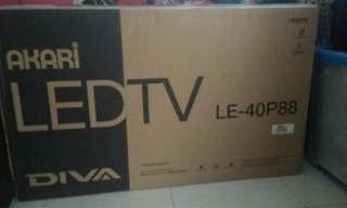 TV LED Akari masih GARANSI TOKO 1 MINGGU