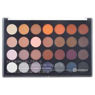 BH Cosmetics Modern Neutrals 28 Color Eyeshadow Palette