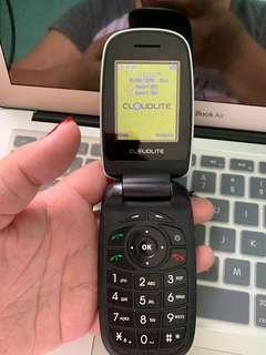 Cloudlite Flip Phone