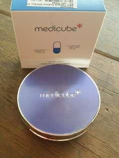 Swatched once! Medicube Zero Capsule Blue Cushion BB Cream GENUINE