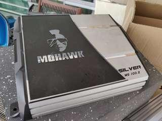 Mohawk Car Audio Power Amplifier Amp