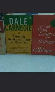 Buku-Buku Dale Carnegie (3 for IDR 90k)