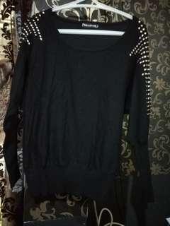 Sweter cool black