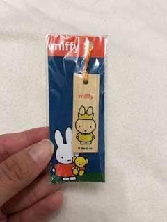 Miffy Keychain