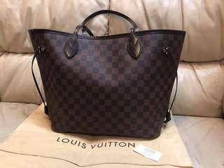 Authentic Louis Vuitton Neverful MM
