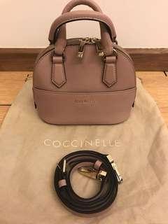 💯 Authentic coccinelle Alma bag for let go!!
