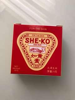 She-Ko anti itch cream