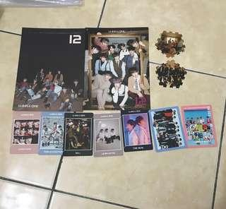 WTS WANNA ONE GROUP COLLECTIBLE