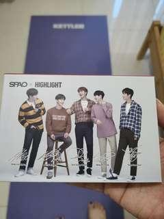 SPAO Sticky notess set