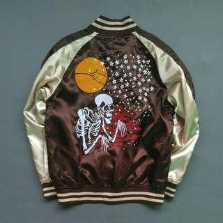 Jaket sukajan japan souvenir