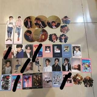 (CLEARANCE) WTS WANNA ONE VARIOUS ITEMS