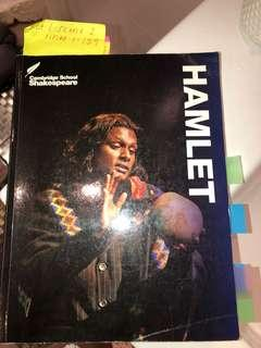 Hamlet fully annotated year 12 book