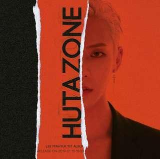 [PO] BTOB LEE MINHYUK HUTAZONE ALBUM