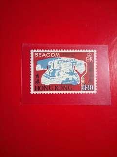1967 海底通訊