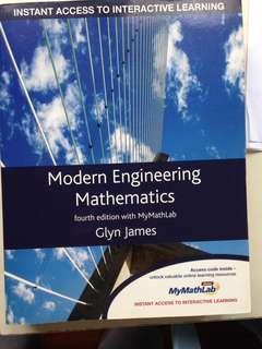 Modern Engineering Mathematics 4th edition