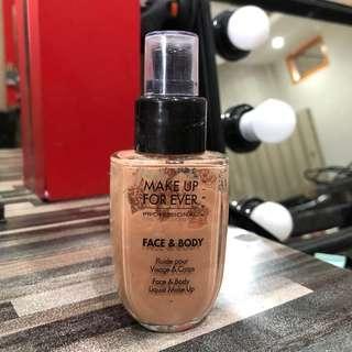Makeup ForEver Face & Body Liquid Makeup