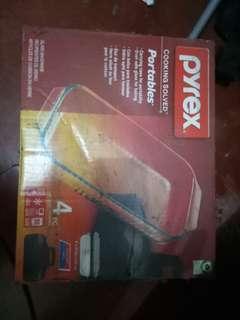Pyrex portable