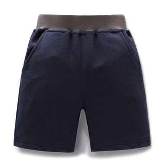 Preloved Boy Shorts (Navy)
