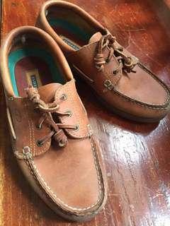 Florsheim Boat Shoes