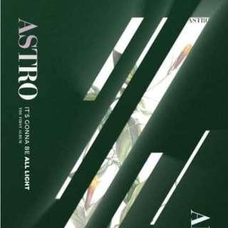 Astro All Light Album