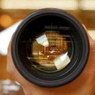 Nikon AF-S 70-200mm F.2.8 G ED VR Like New