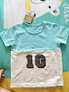 tshirt for baby 105 size