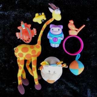 Baby Toys Set