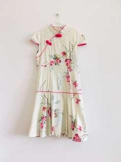 8 to 10 years old CNY Dress Cheongsam Dress