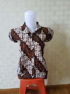 OBRAL Kemeja Batik Cantik
