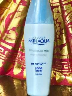 Skin Aqua UV Moisture Milk SPF 50++