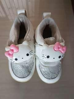 Hello Kitty Toddler Shoes 18m - 24m +