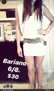 Bariano cocktail dress