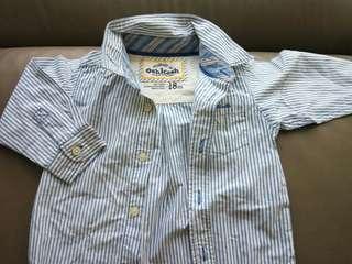 OshKosh baby long sleeve shirt