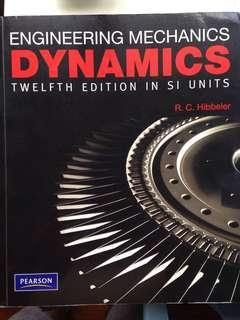 Engineering Mechanics Dynamics 12 edition