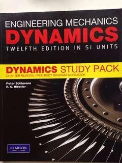 Engineering Mechanics Dynamics 12th edition (dynamics study pack)