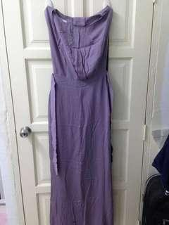 MNG Long Dress almost new