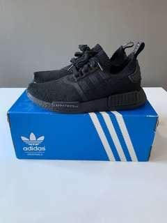 f495408c60702 Adidas NMD R1 PK Japan Triple Black US 6