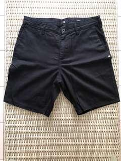 DC Shoes💯% Authentic black shorts for SGD$27 (size 30)