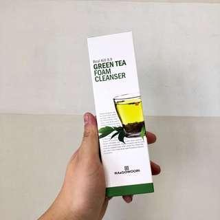 Real Kill 9.9 Green Tea Foam Cleanser