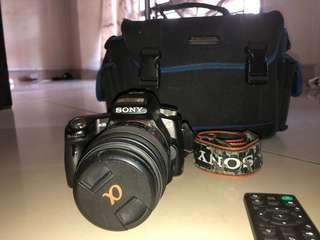 Sony Lens Digital Camera