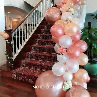 Balloons installations for Events