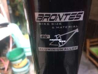 "Brontes Mimic 26"" Aluminum Alloy Bike Frame"