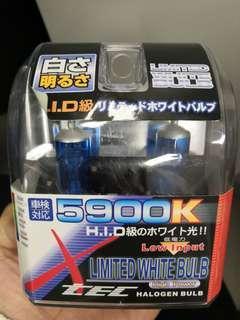 日本仔汽車白光大燈H4型號12V 60/55W