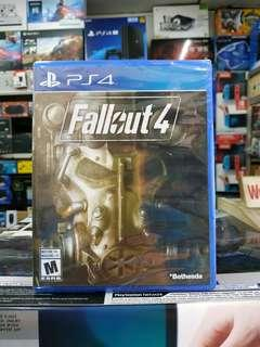 🆕 PS4 Fallout 4