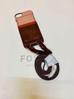 Fossil Lynn Phone Crossbody Case for Apple iPhone 6,7,8