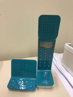 無缐電話連錄音Cordless phone with recorder